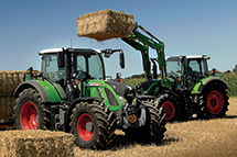 Fendt Row Crop Tractor
