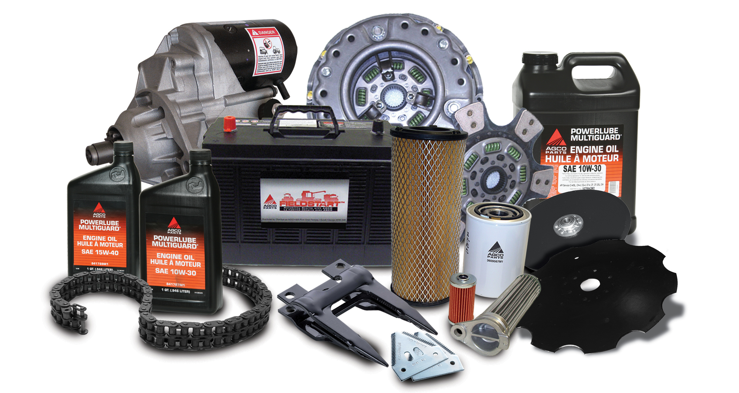 AGCO Parts - Butler Machinery