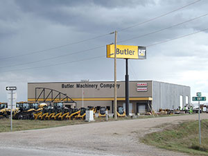 Butler Machinery Devils Lake Cat