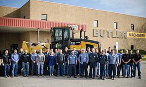 Butler Machinery Company Fargo North Dakota Cat