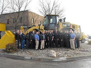 Butler Machinery Company Grand Forks North Dakota Cat
