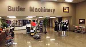 Butler Machinery Company Huron