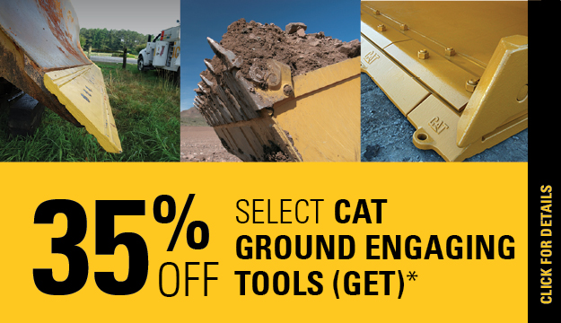 On Sale Select Cat ground engaging tools