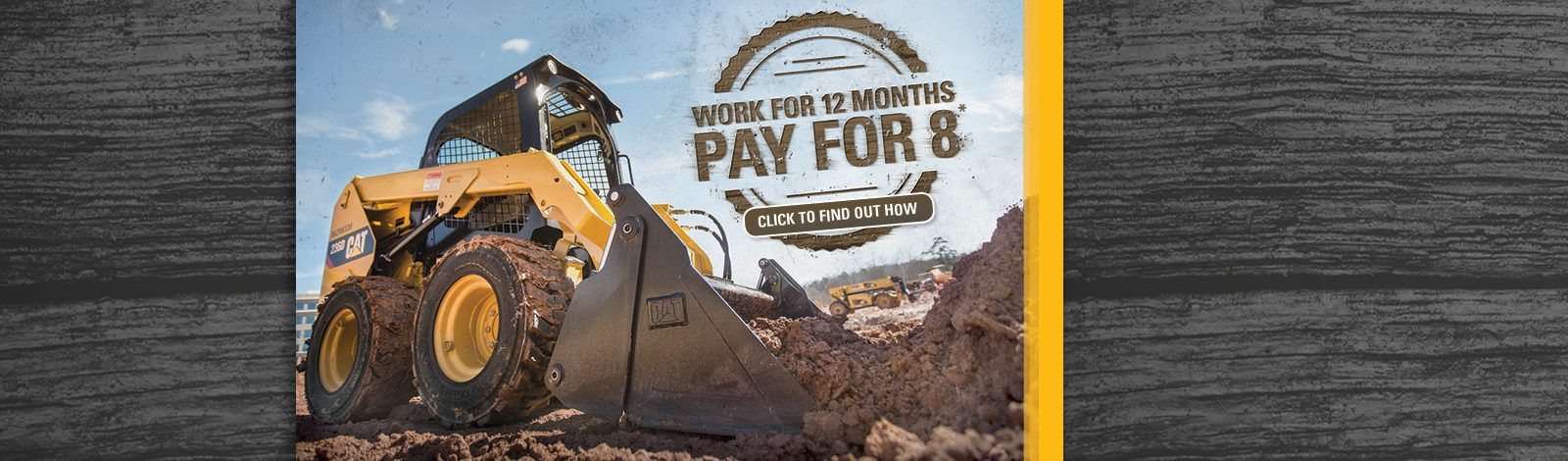 Work For 12 Months Pay For 8