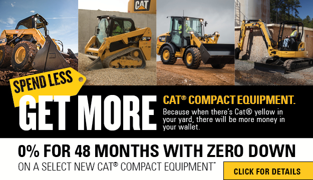 Cat Compact Equipment