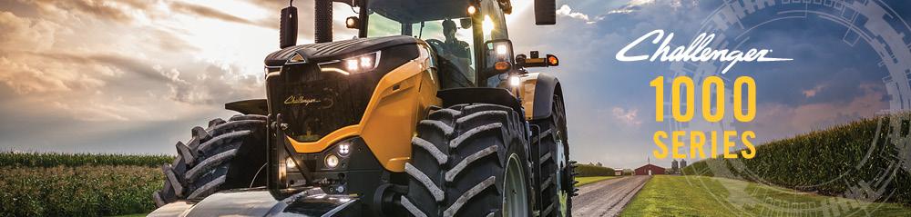 Challenger 1000 Series Tractors