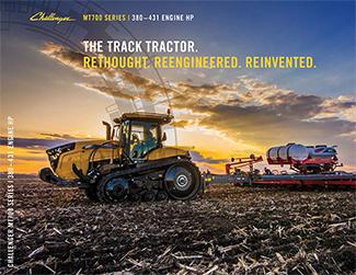 Challenger MT700 Series Brochure