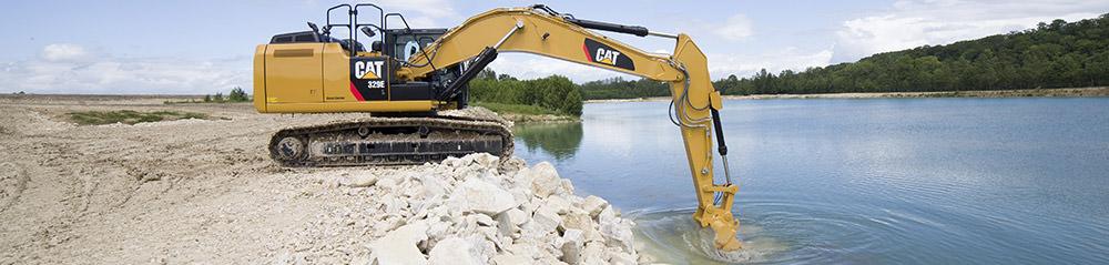 Cat Used Excavators for Sale - North & South Dakota   Butler Machinery