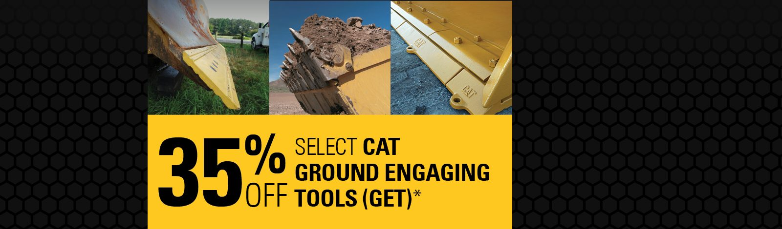 Cat Ground Engaging Tools