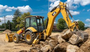 Next Gen Backhoe Loader