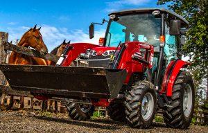 New Massey Ferguson Compact Tractor