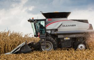 Used Gleaner combine