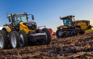 Low Hours Used Challenger Tractors