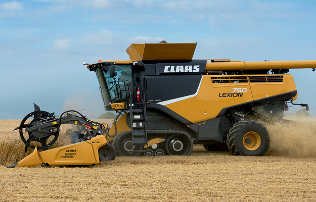Used Lexion Parts Credit