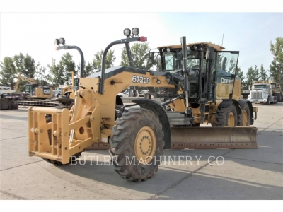 Cat Used Motor Graders for Sale - North & South Dakota